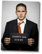 Picture of an inmate